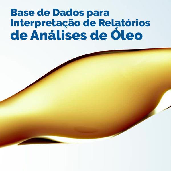 Base de Dados para Interpretação de Relatórios de Análises de Óleo
